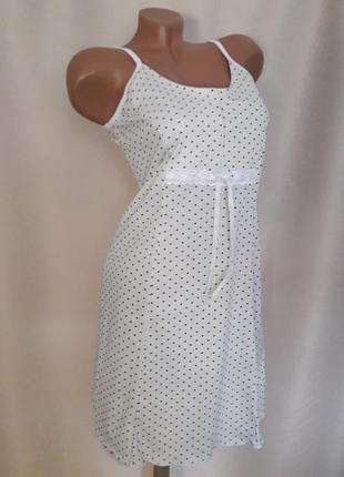 Ночнушка ночная рубашка сорочка для кормления кормящих беременных 46-52