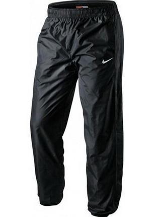 Nike тонкие летние спортивные штаны найк, р м
