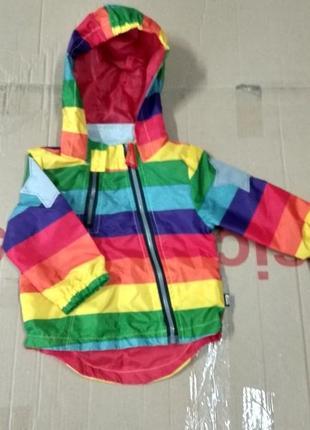 Куртка ветровка вітрівка