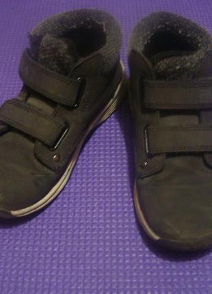 Ботинки, кроссовки демисезонные детские ф. fila (фила) 31 размер стелька 19-19,5 см.
