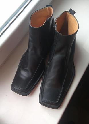 Ботинки высокие мужские