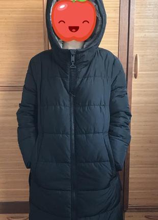 Прекрасный зимний пуховик ostin
