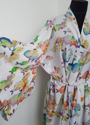 Кимоно для дома и пляжа