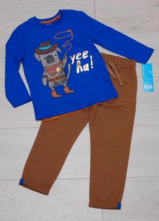 Комплект реглан и штаны джоггеры pepco. 110