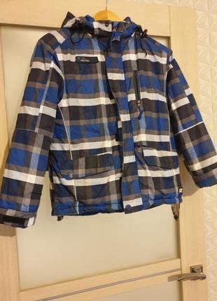 Куртка на флісовій підкладка