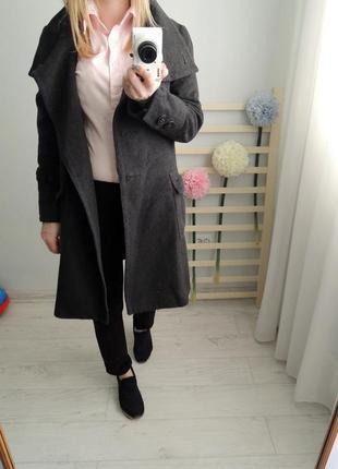 Стильне пальто zara, s-m