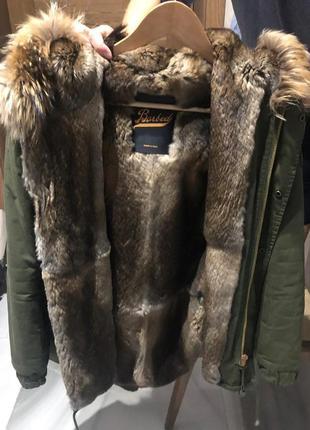 Куртка - парка barbed