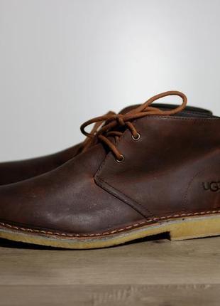 Дезерти  ugg groveland chukka boot , ботинки , оригинал