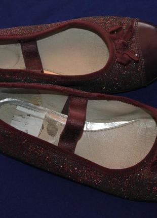 Туфли clarks, размер 33м.