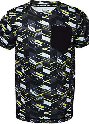 Функциональная спортивная футболка crivit для мальчика 8-10 лет, германия