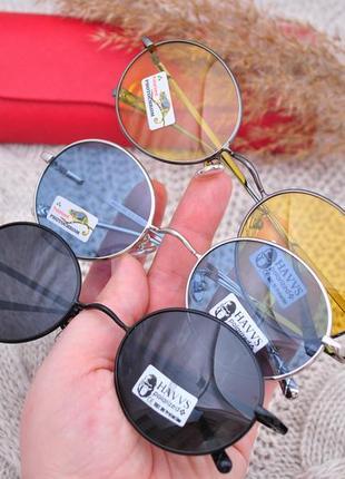 Фирменные солнцезащитные  очки havvs polarized  фотохромные , хамелеон