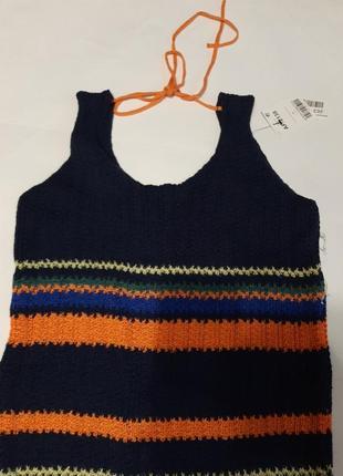 Вязаное платье next