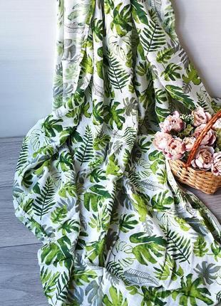 Муслиновые пеленка. 120х120см. 70%бамбук 30%хлопок