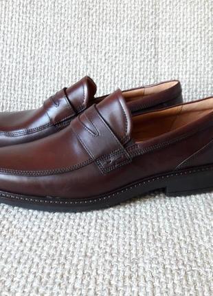 Туфлі лофери ecco holton 621184 оригінал розмір 44
