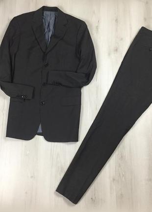 F9 n9 костюм hugo boss хьюго босс хуго бос чёрный