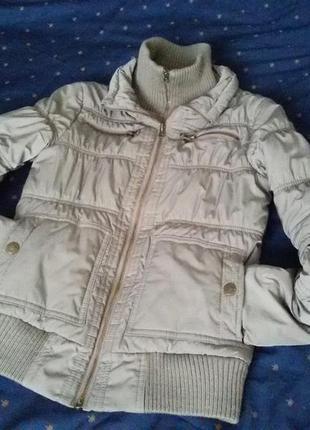 Куртка mango демисезонная размер xs.