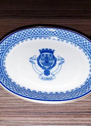 Фарфоровая тарелка jsp