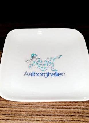 Терелка фарфор/керамика copenhagen porcelain