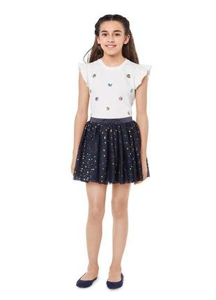 Красивая веселая юбка tcm tchibo германия