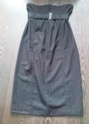 Новая пикантная классическая юбка