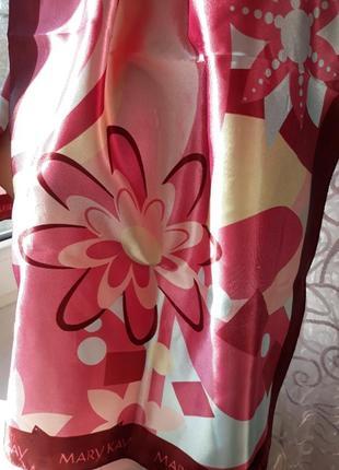 Женский шейный платок mary kay.