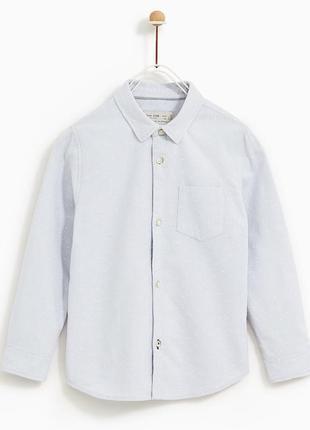 Рубашка с принтом на 10 лет