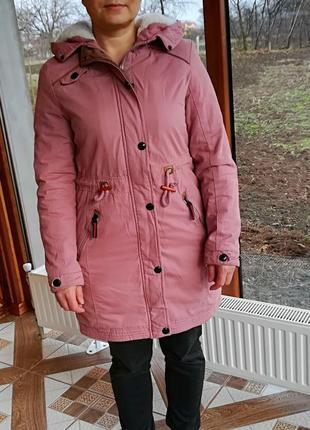 Куртка зимова нова торг умісний