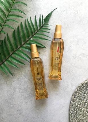 Питательное масло l'oreal professionnel mythic oil