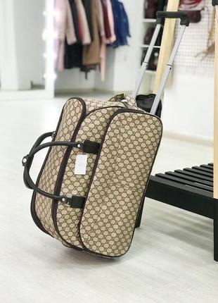 Акция! сумка дорожная для ручной клади на колесах сумка дорожня под кожу