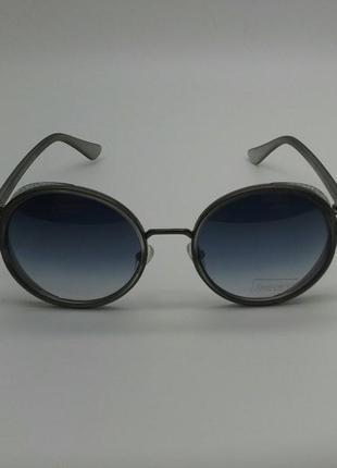 Солнцезащитные брендовые очки jimmy choo с полароидными линзы
