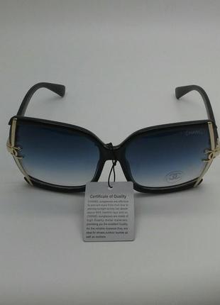 Chanel солнцезащитные  очки