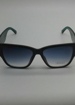 Gucci солнцезащитные брендовые очки