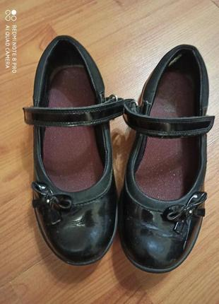 Туфли 32.5 размер klarks