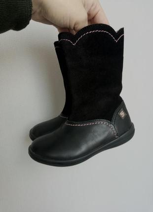 Суперцена!! сапоги ботинки для девочки garvalin