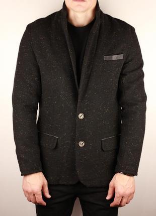 Фирменный шерстяной пиджак anerkjendt