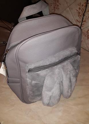 Рюкзак ушки