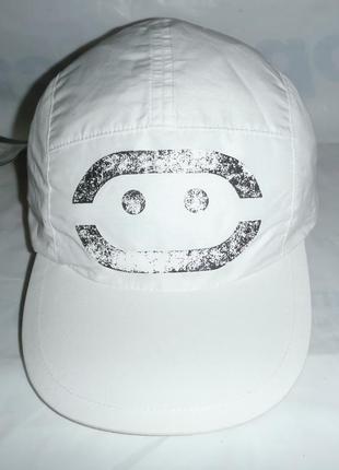 Кепка бейсболка adidas bounce climacool cap white