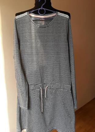 Котонове плаття для дівчинки 10-11 років