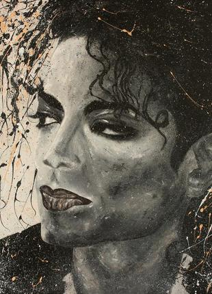 Картина майкл джексон