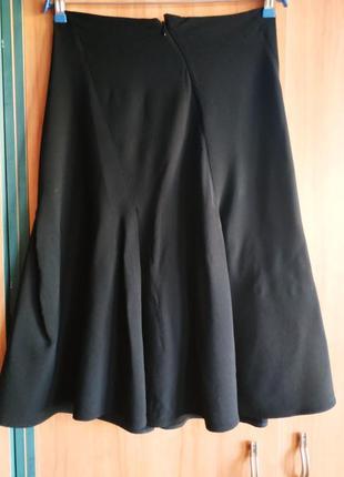 Интересная юбка клиньями миди  # розвантажуюсь/38/m/cos