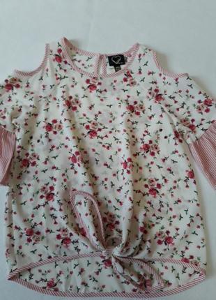 Блузка для дівчинки 10-12років