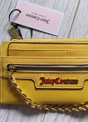 Кошелек-клатч, сумка juicy couture