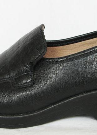 426. туфли-мокасины кожа и лак ara германия 36 р.