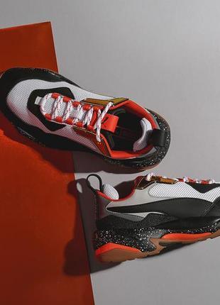 Puma thunder  кроссовки пума обувь разные размеры5 фото