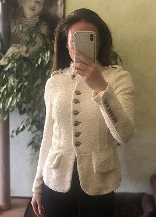 Куртка курточка zara {полупальто}