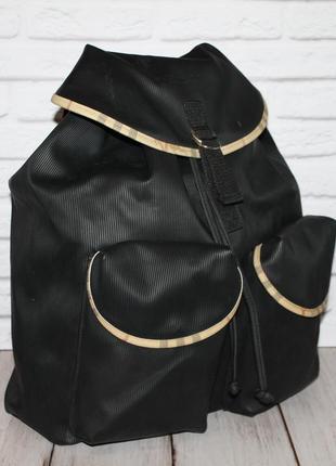 Burberry fragrance большой городской рюкзак