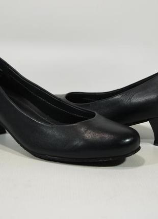 Новые кожаные туфли hotter comfort англия