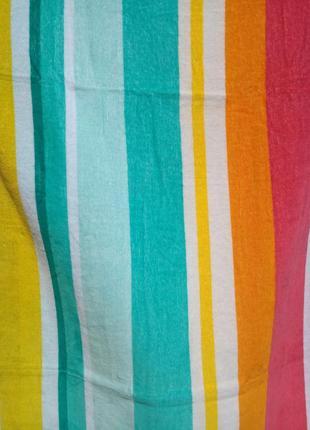 Большое мягкое банное полотенце 170*85 турция