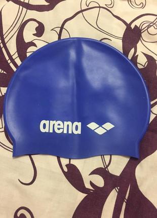 Шапочка для бассейна детская arena
