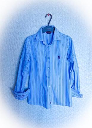 💙💜суперская рубашка 💎u.s. polo assn #розвантажуюсь